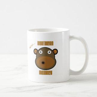 Proud To Be a Northern Monkey Basic White Mug