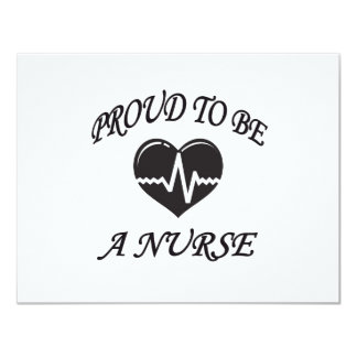 PROUD TO BE A NURSE ANNOUNCEMENT