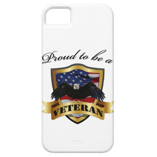 Proud to be a Veteran iPhone 5 Case
