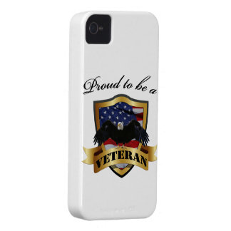 Proud to be a Veteran iPhone 4 Case-Mate Case