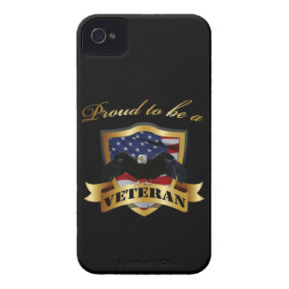 Proud to be a Veteran iPhone 4 Covers