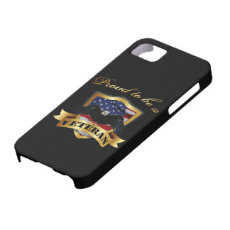 Proud to be a Veteran Case For The iPhone 5