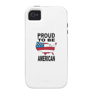 Proud To Be American iPhone 4 Covers