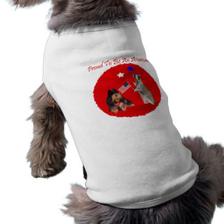 Proud To Be An American Pet Clothing
