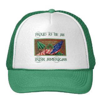 Proud to be an Irish American Cap