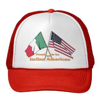 Proud To Be An Italian-American Cap