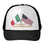 Proud To Be An Italian American Mesh Hats