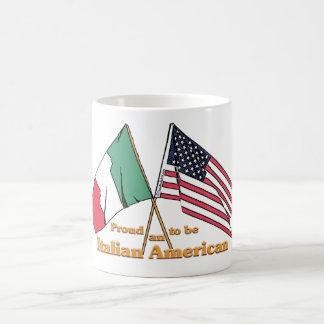 Proud To Be An Italian-American Mug