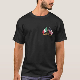Proud To Be An Italian-American T-Shirt