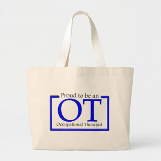 Proud to be an OT Large Tote Bag
