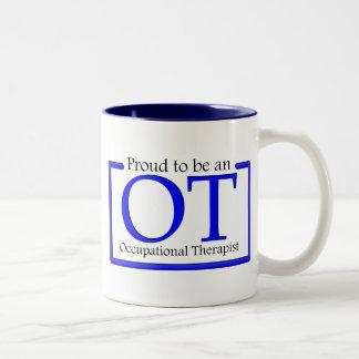 Proud to be an OT Coffee Mugs
