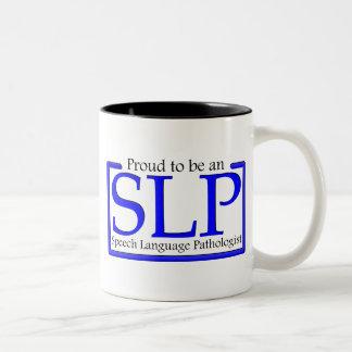 Proud to be an SLP Mug