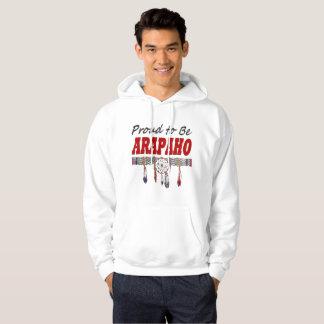 Proud to be Arapaho Basic Hooded Sweatshirt