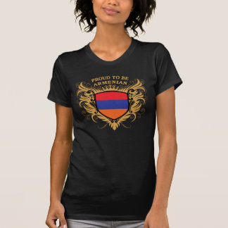 Proud to be Armenian T Shirt