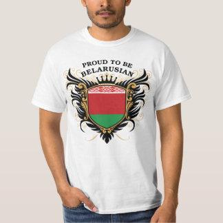 Proud to be Belarusian T-Shirt