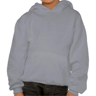 Proud to be Blackfoot Childrens Hooded Sweatshirt