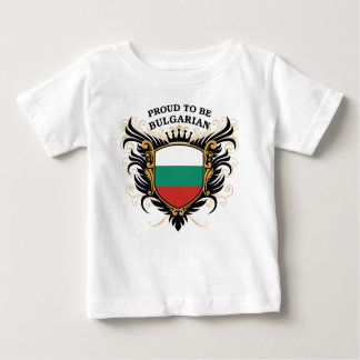 Proud to be Bulgarian Tees