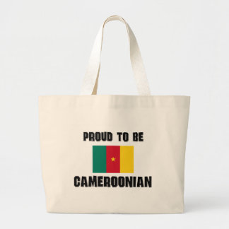 Proud To Be CAMEROONIAN Tote Bags