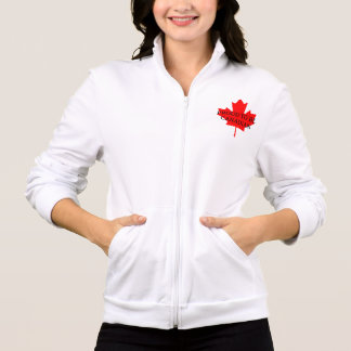 Proud to be Canadian, Canadian Maple Leaf jacket