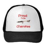 Proud To Be Cherokee Cap