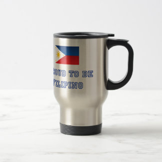Proud to be Filipino 2 Coffee Mug