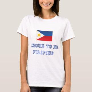 Proud to be Filipino 2 T-Shirt