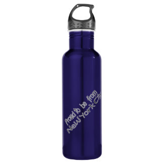 Proud to Be from New York City Water Bottle 710 Ml Water Bottle