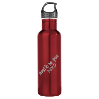 Proud to Be from NYC Water Bottle 710 Ml Water Bottle