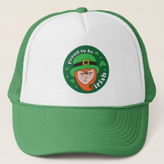 Proud to be Irish - Leprechaun Hat