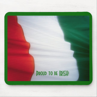 Proud to be IRISH! Mouse Pad