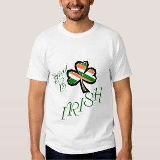 Proud to be Irish T-shirts