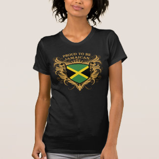 Proud to be Jamaican T Shirt