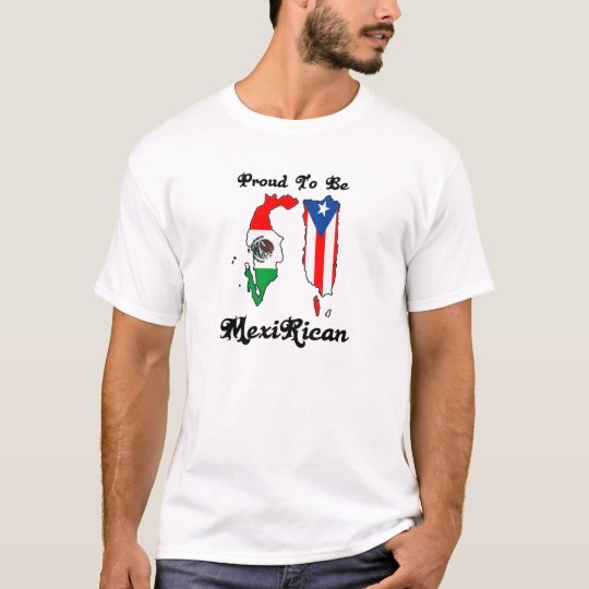 Proud to be mexirican T-Shirt