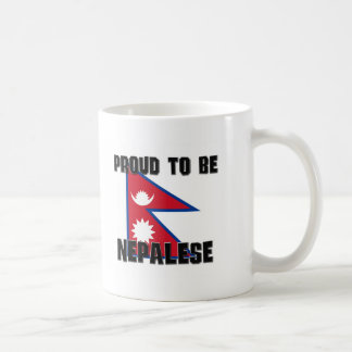 Proud To Be NEPALESE Mug