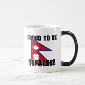 Proud To Be NEPALESE Mugs