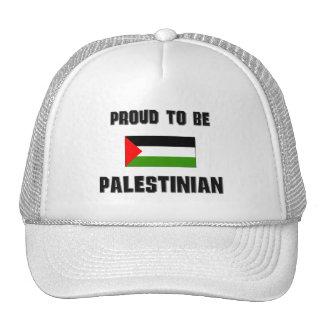 Proud To Be PALESTINIAN Trucker Hat