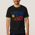 Proud to be Pinoy Tees