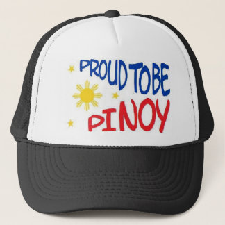 Proud to be Pinoy Trucker Hat