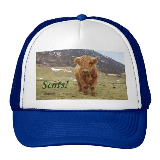 Proud to be Scottish! Cap