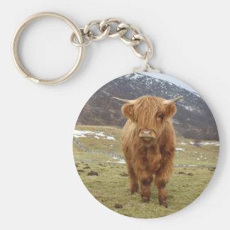 Proud to be Scottish! Key Ring