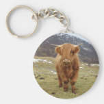 Proud to be Scottish! Keychains
