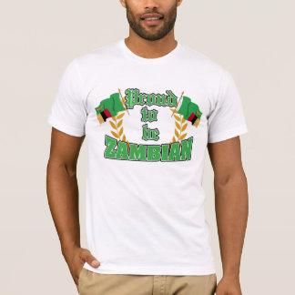 Proud to be Zambian T-Shirt