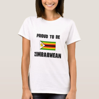 Proud To Be ZIMBABWEAN T-Shirt