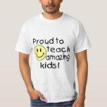 Proud To Teach Amazing Kids Tees