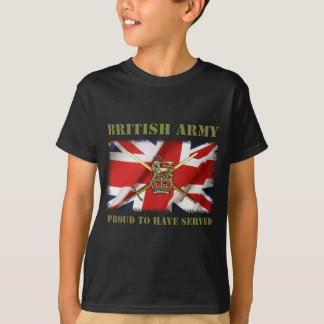 Proud ton have served ...... UK T Shirt