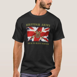 Proud ton have served ...... UK T-Shirt