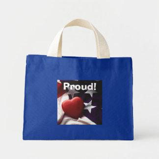 Proud! Mini Tote Bag