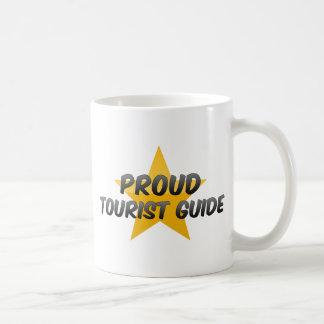 Proud Tourist Guide Mug