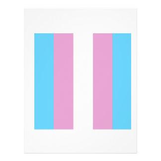 Proud Transexual 21.5 Cm X 28 Cm Flyer