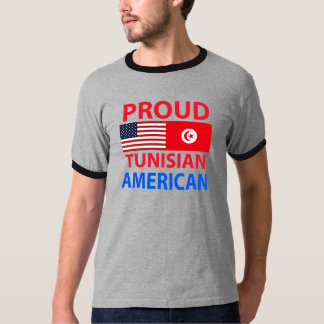 Proud Tunisian American T-Shirt